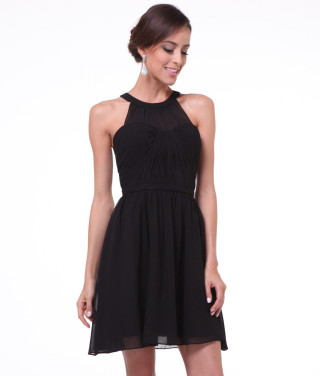 Trendy cocktail dress