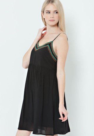 Baby Doll Slip Dress