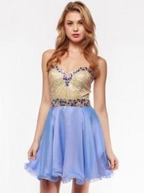 Fun and Flirty Homecoming Dress!