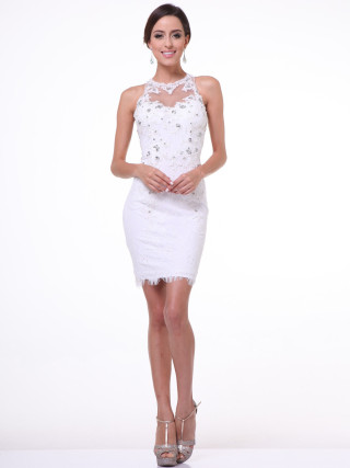 A sexy & elegant cocktail dress for this spring.