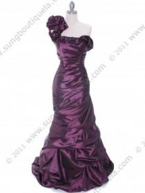 One Shoulder Evening Dress $38!!