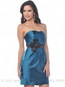Cute Strapless Cocktail Dress $28!!