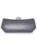 Black Sparkling Evening Clutch