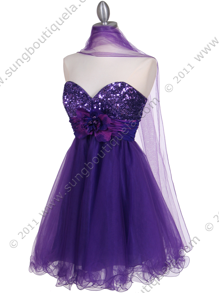 purple prom dresses. Prom Dresses from Sung