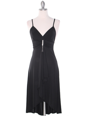 1745 Black Party Dress, Black