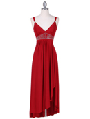 1813 Red Cocktail Dress, Red