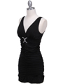 1921 Black Party Dress - Black, Alt View Thumbnail