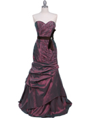 Light Purple Prom Evening Gown