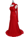 2129 Red One Should Prom Evening Dress - Red, Alt View Thumbnail