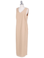 3006 Gold Giltter 2 piece Evening Dress - Gold, Alt View Thumbnail