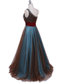 3057 Jade One Should Prom Gown - Jade, Back View Thumbnail