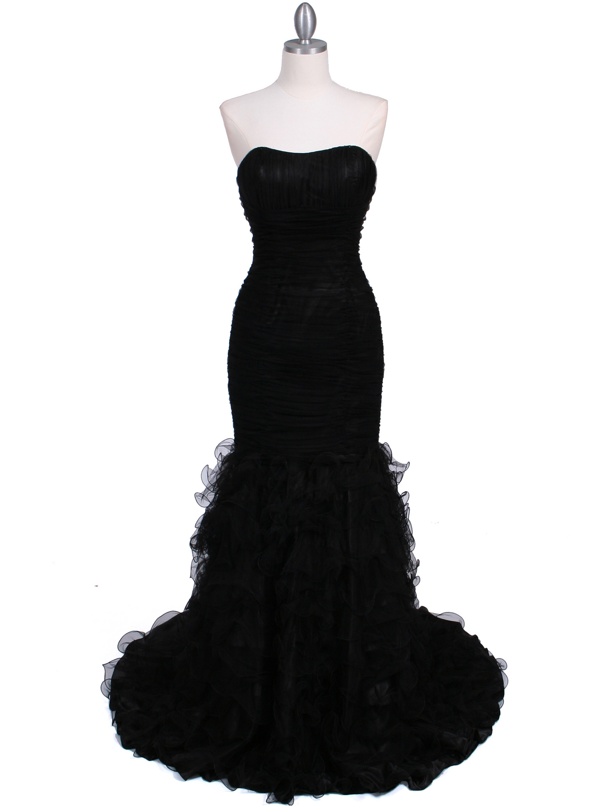 black prom dress on Black Prom Dresses  Black Lace Prom Gowns  Black Evening Gowns From