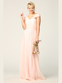 3314 Convertible Tulle Bridesmaid Dress