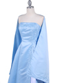 4987 Baby Blue Prom Dress - Baby Blue, Alt View Thumbnail