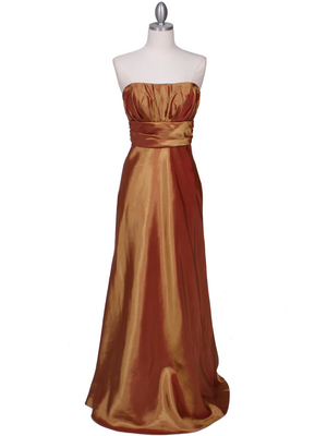 David Tutera's Safari Bride Bridesmaid Dress Pick No. 1