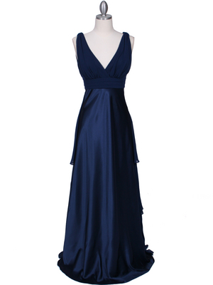 7812 Navy Evening Dress, Navy