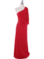 8650 Red Evening Dress - Red, Alt View Thumbnail