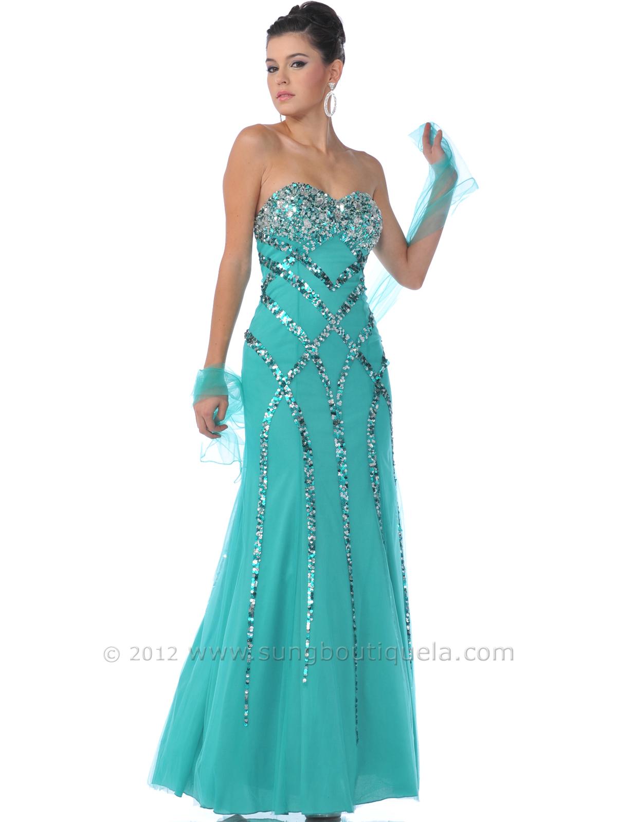 Jade Evening Dresses - Discount Evening Dresses