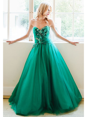 Green Cocktail Dress on Evening Gowns  Formal Evening Gowns  And Ball Gowns From Sung Boutique