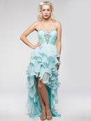 High on Style High-low Prom Dress