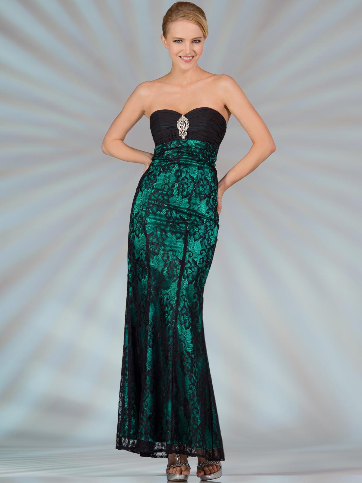 Lace Evening Dress | Sung Boutique L.A.