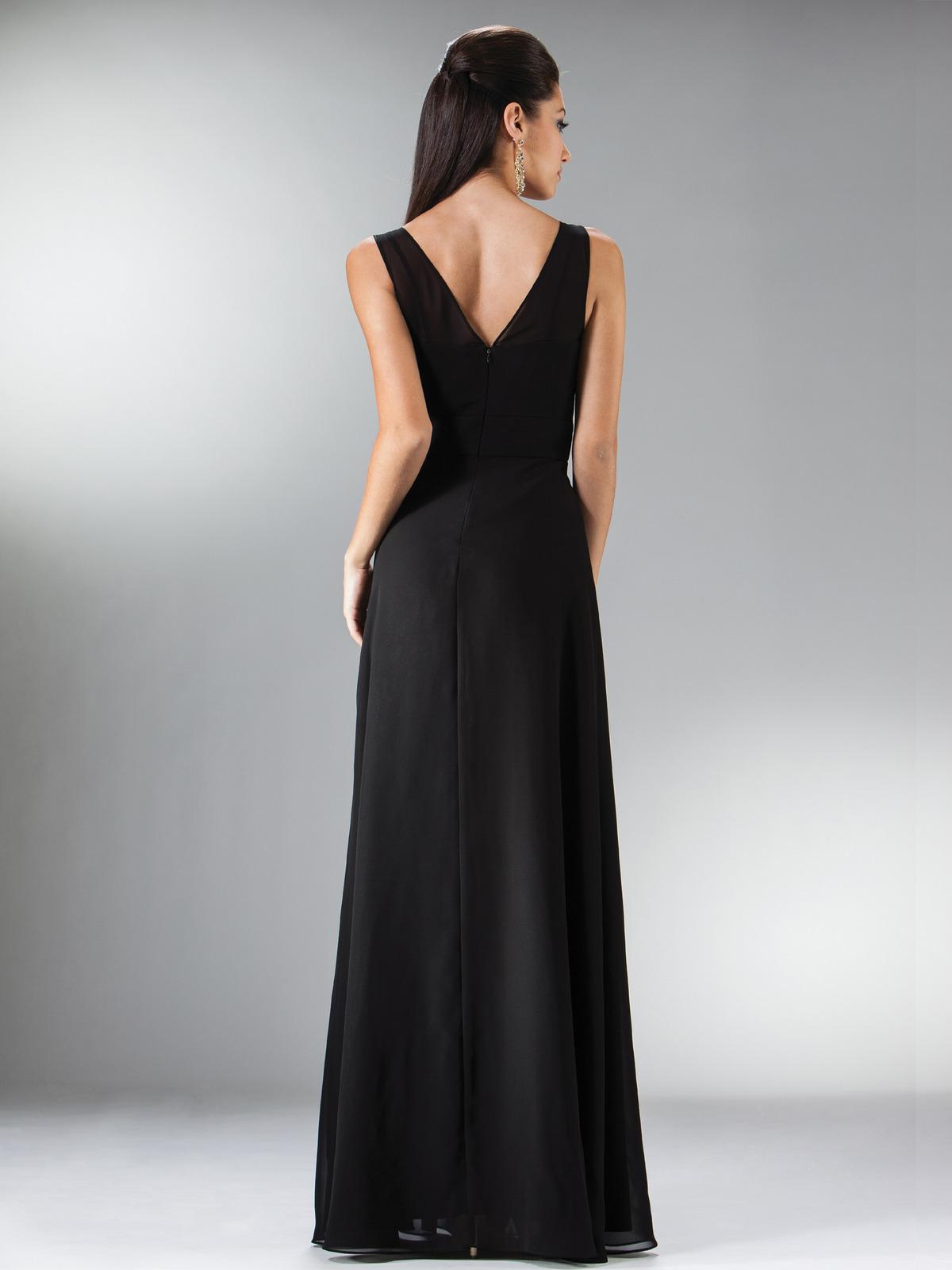 Black Tie Affair Sleeveless Evening Dress   Sung Boutique L.A.