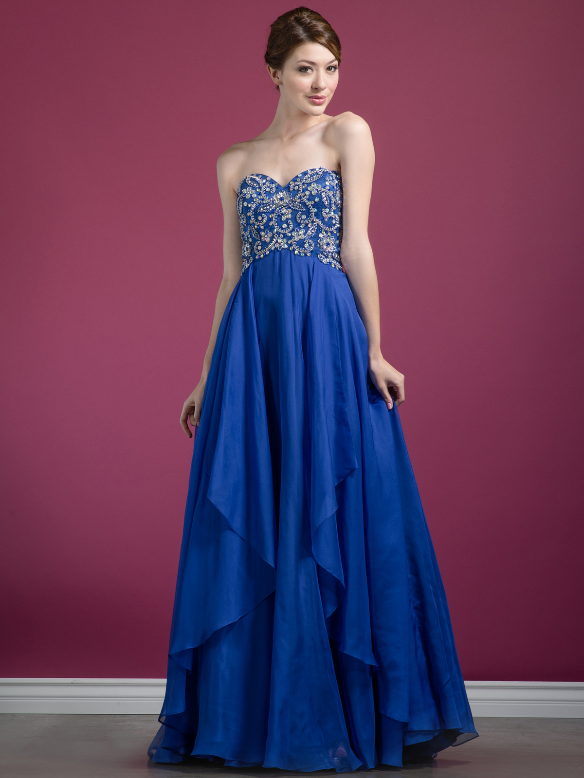 Stone Sweetheart Prom Dress | Sung Boutique L.A.