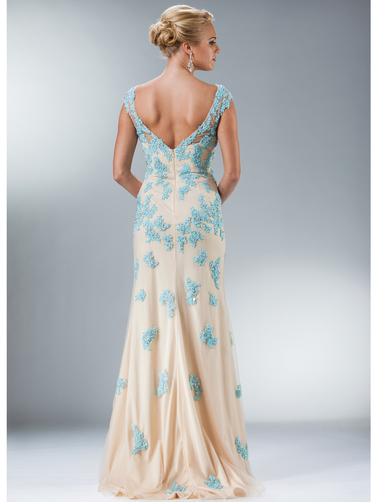 Floral Inspired Evening Gown - Sung Boutique L.A.