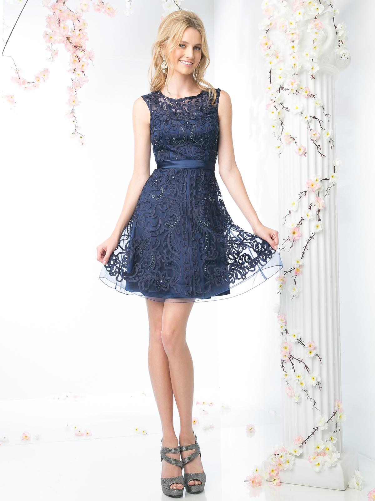Sleeveless Cocktail Dresses
