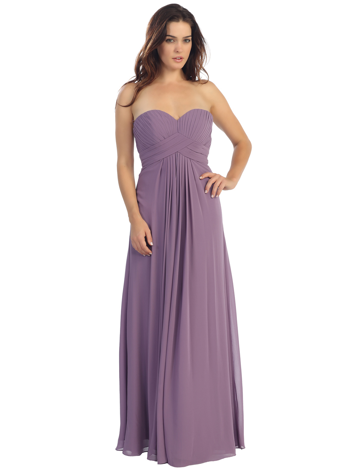 Bridesmaid Dresses In Victorian Lilac - Wedding Dresses In Jax