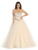 Princess Quinceanera Gown
