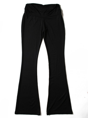 FH007 Yoga Long Pant , Black