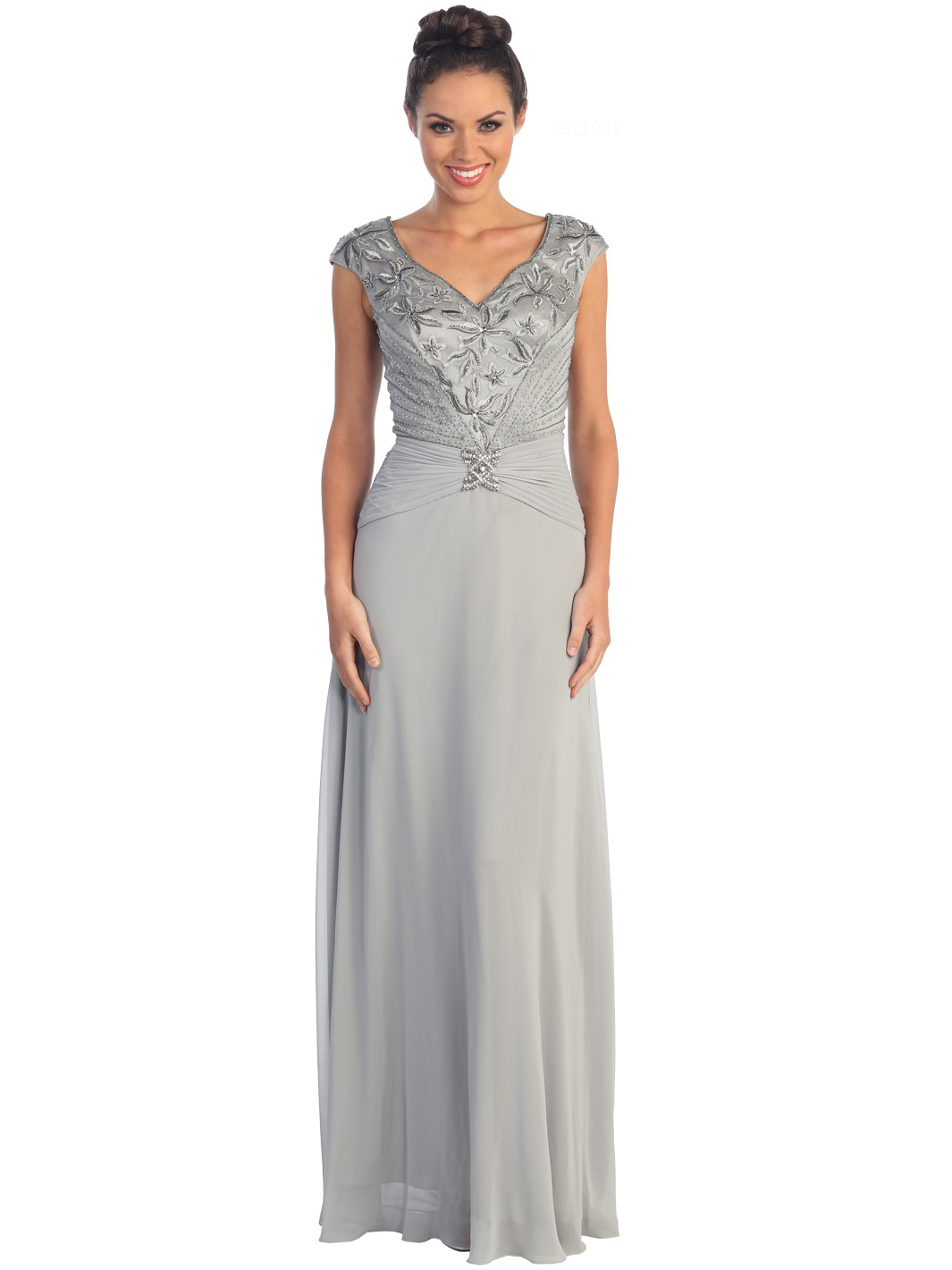 Slimming Mother Of The Bride Dresses - High Cut Wedding ...