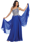 Sass and Class Prom Dress