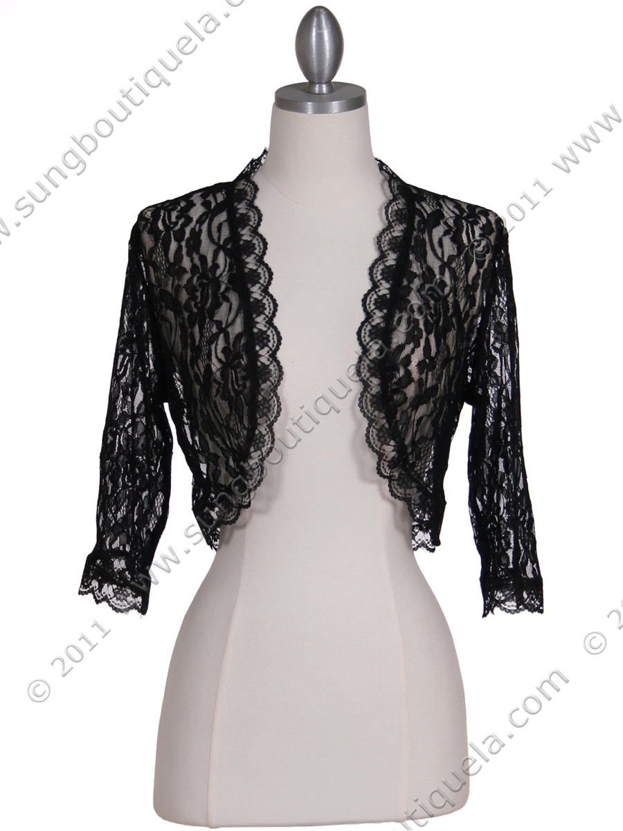 Vintage Women's Shrug Bolero Jacket with Short Sleeves. BlackButterfly Tailored 3/4 Sleeve Bolero. by BlackButterfly. $ - $ $ 21 $ 22 99 Prime. FREE Shipping on eligible orders. Some sizes/colors are Prime eligible. out of 5 stars Zeagoo Women's 3 4 Sleeve Bolero Shrugs Crochet Lace Open Cardigan.