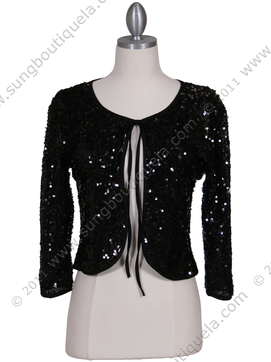 Find great deals on eBay for black sequin bolero jacket. Shop with confidence.