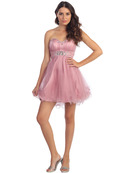 Sweetheart Homecoming Dress