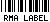 RMA Barcode Icon